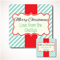 Christmas Gift Labels Present